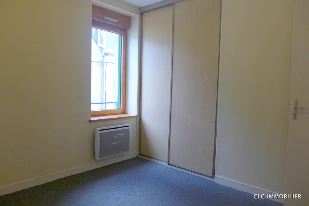 A vendre appartement 64 m quimper cailliau le garo for Appartement atypique quimper