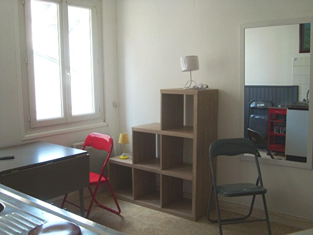 A louer appartement 15 m quimper cailliau le garo for Appartement atypique quimper