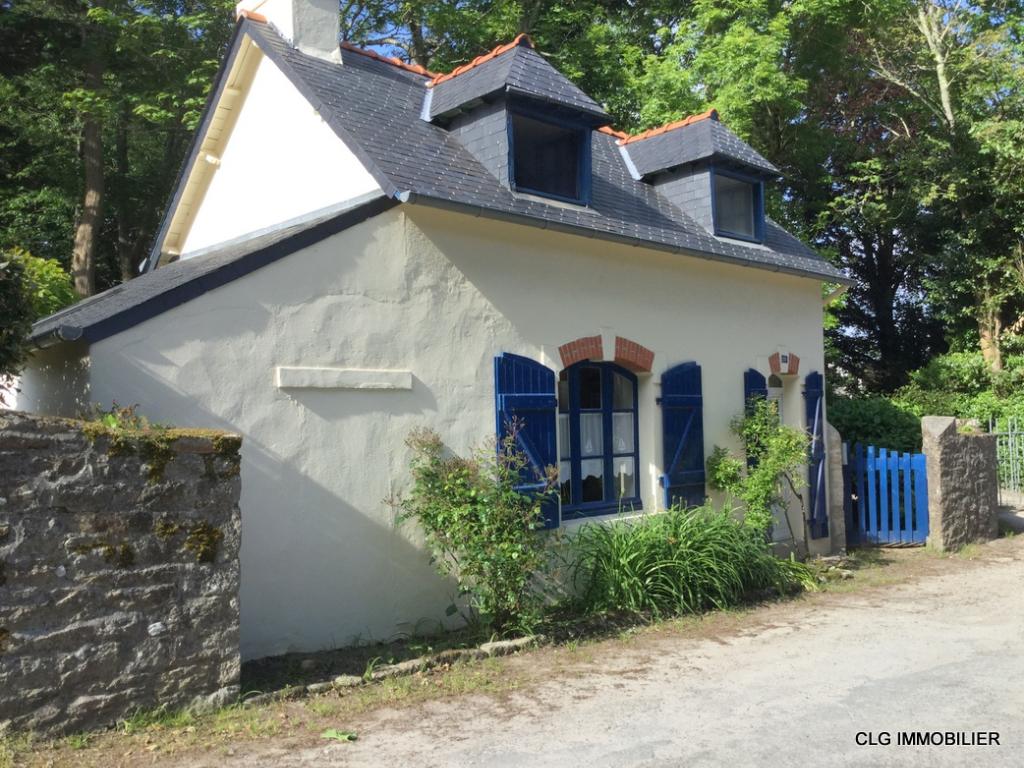 A louer maison 0 m combrit cailliau le garo immobilier - Recherche petite maison a louer avec jardin ...
