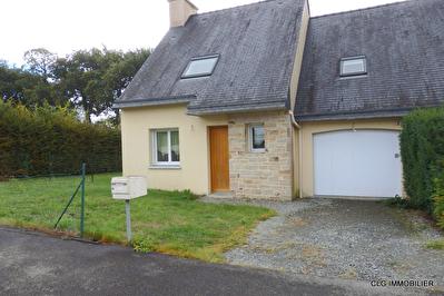A louer maison 0 m gouesnach cailliau le garo immobilier for Immobilier maison a louer