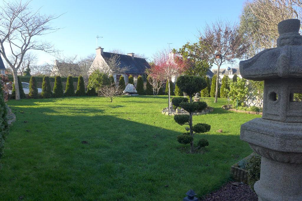 A vendre maison m fouesnant cailliau le garo for Entretien jardin fouesnant
